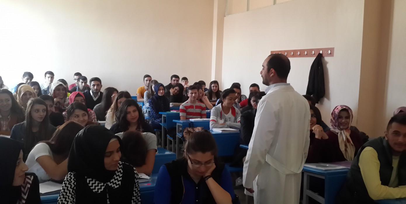 Okulumuz 267 Öğrenci ile Yeni Eğitim Dönemine Başladı