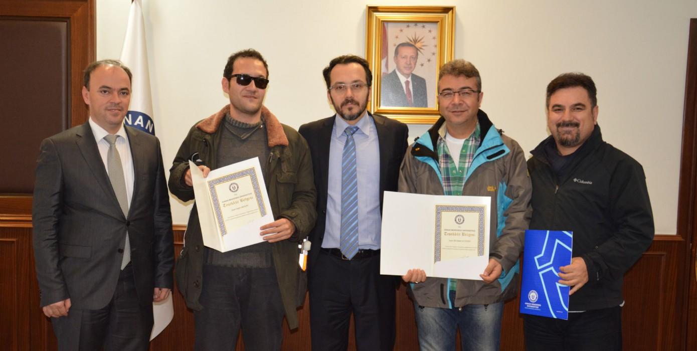 Adnan Menderes Üniversitesi (Eybis) Çalışması