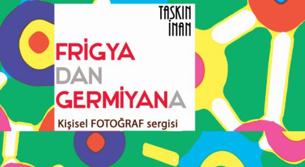 YTÜ'de Frigya'dan Germiyan'a Konulu Kişisel Fotoğraf Sergisi