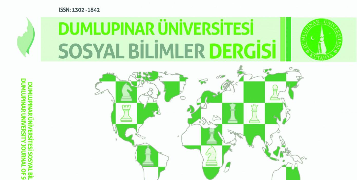 Sosyal Bilimler Dergisi 48.sayısı Yayınlanmıştır.