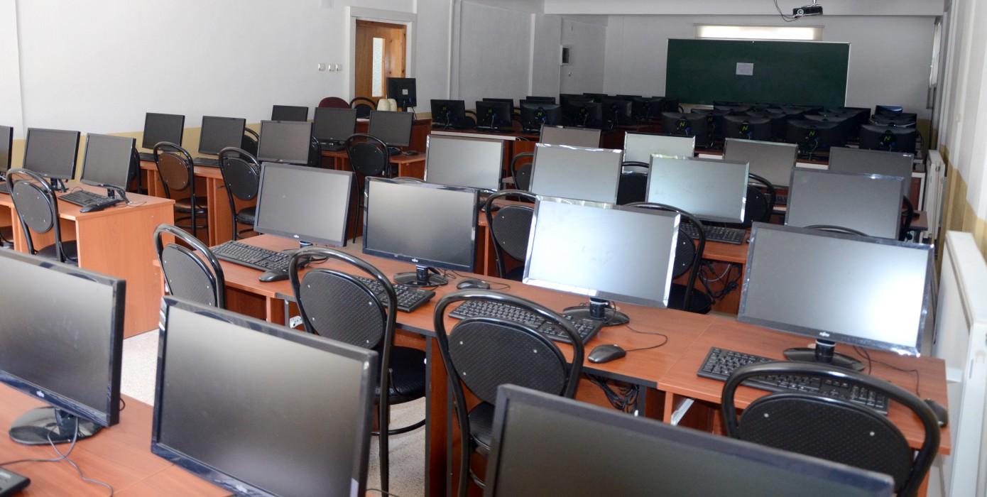 """Meslek Yüksekokulumuzdan Görüntüler """"Bilgisayar Laboratuvarı"""""""