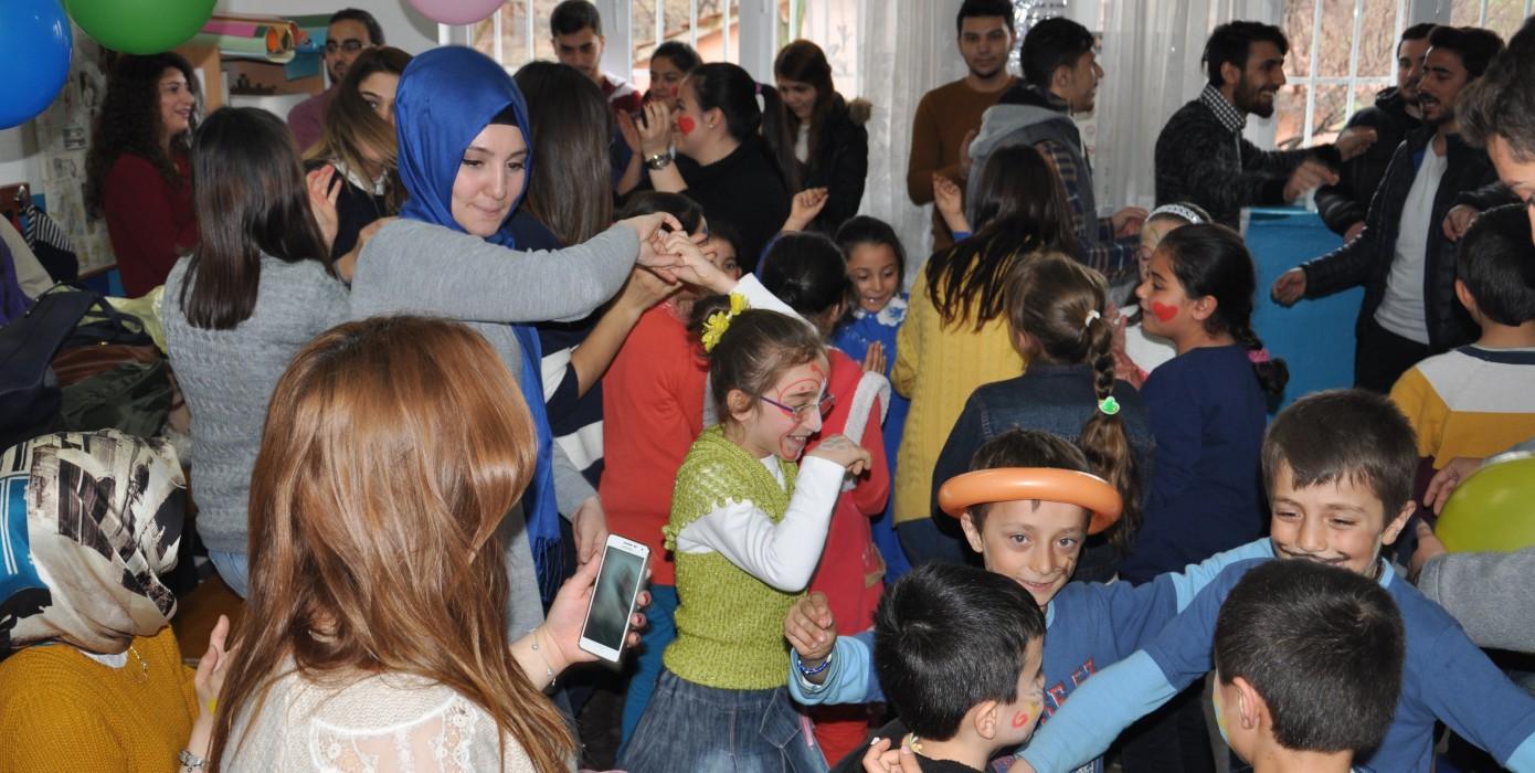 Sosyal Sorumluluk Kapsamında İlkokul Ziyareti