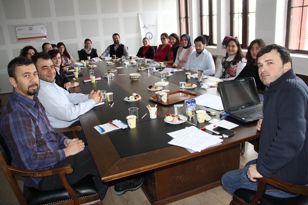 Training on EU Projects