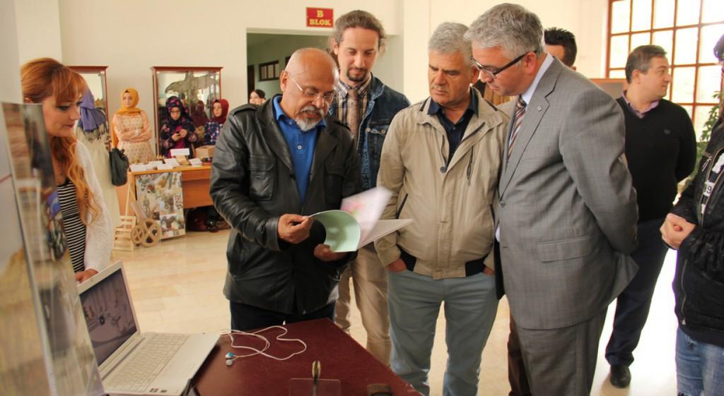 Arkeoloji Bölümümüzden Fotoğraf ve Bitirme Projeleri Sergisi
