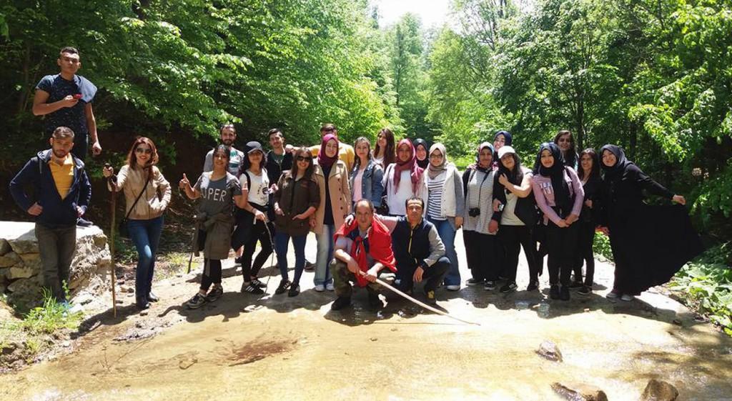 Büro Yönetimi ve Yönetici Asistanlığı 2. Sınıf Öğrencilerine Yönelik Domaniç Gezisi Düzenlendi.