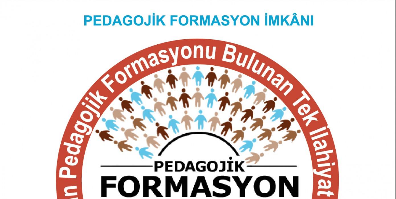 Öğrenim Esnasında Pedagojik Formasyon İmkanı