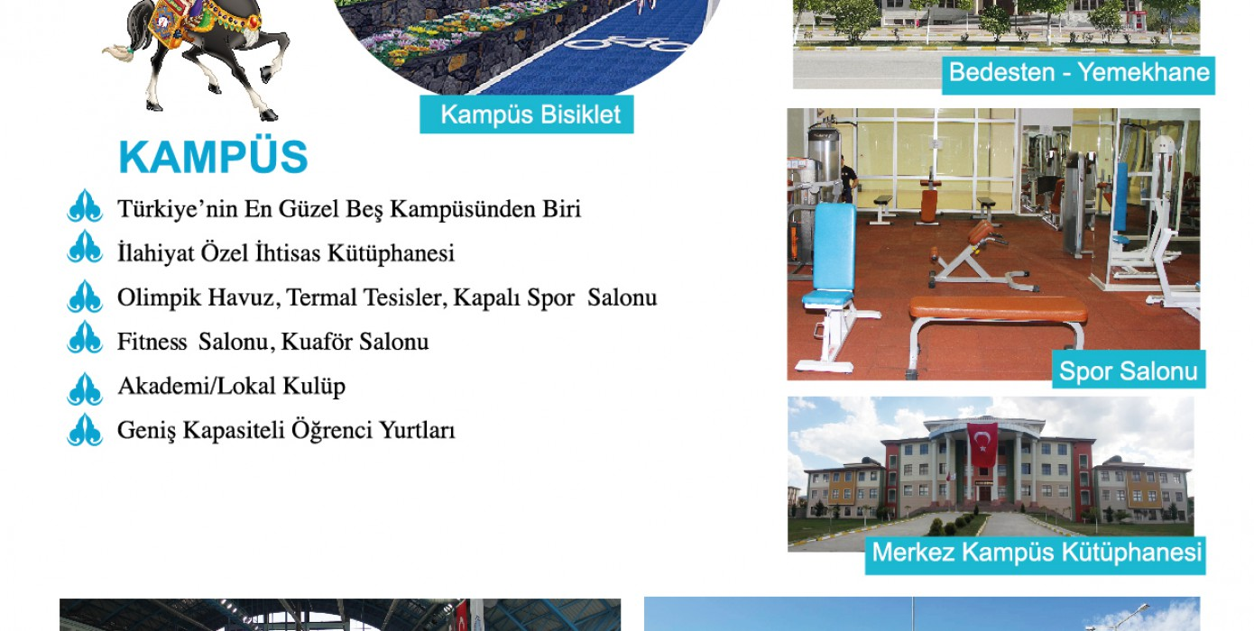 Türkiye'nin En Güzel Beş Kampüsünden Birinde Eğitim Fırsatı