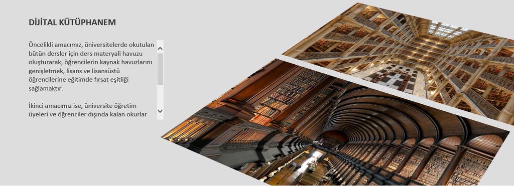 Türkiye'nin En Büyük Dijital Kütüphanesi