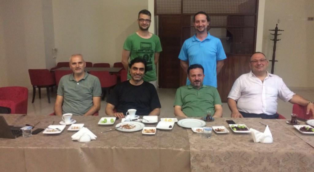Kalite Komisyon Toplantısı Yapıldı