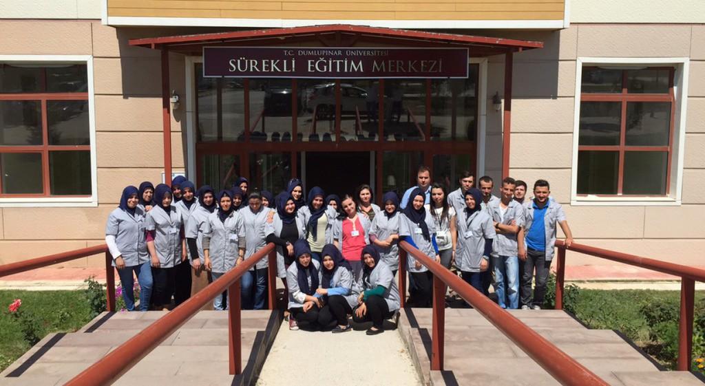 İŞKUR Tarafından Düzenlenen İşbaşı Eğitim Programı Sürekli Eğitim Merkezimizde Başladı.