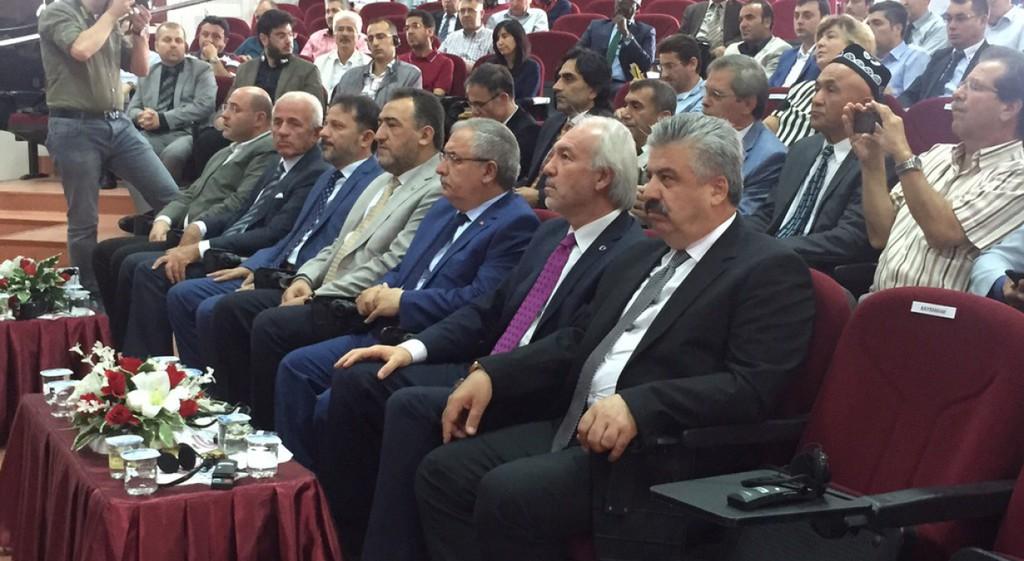 15 Temmuz Darbe Girişiminin İslam Coğrafyasında Yansımaları Konferansı Başladı