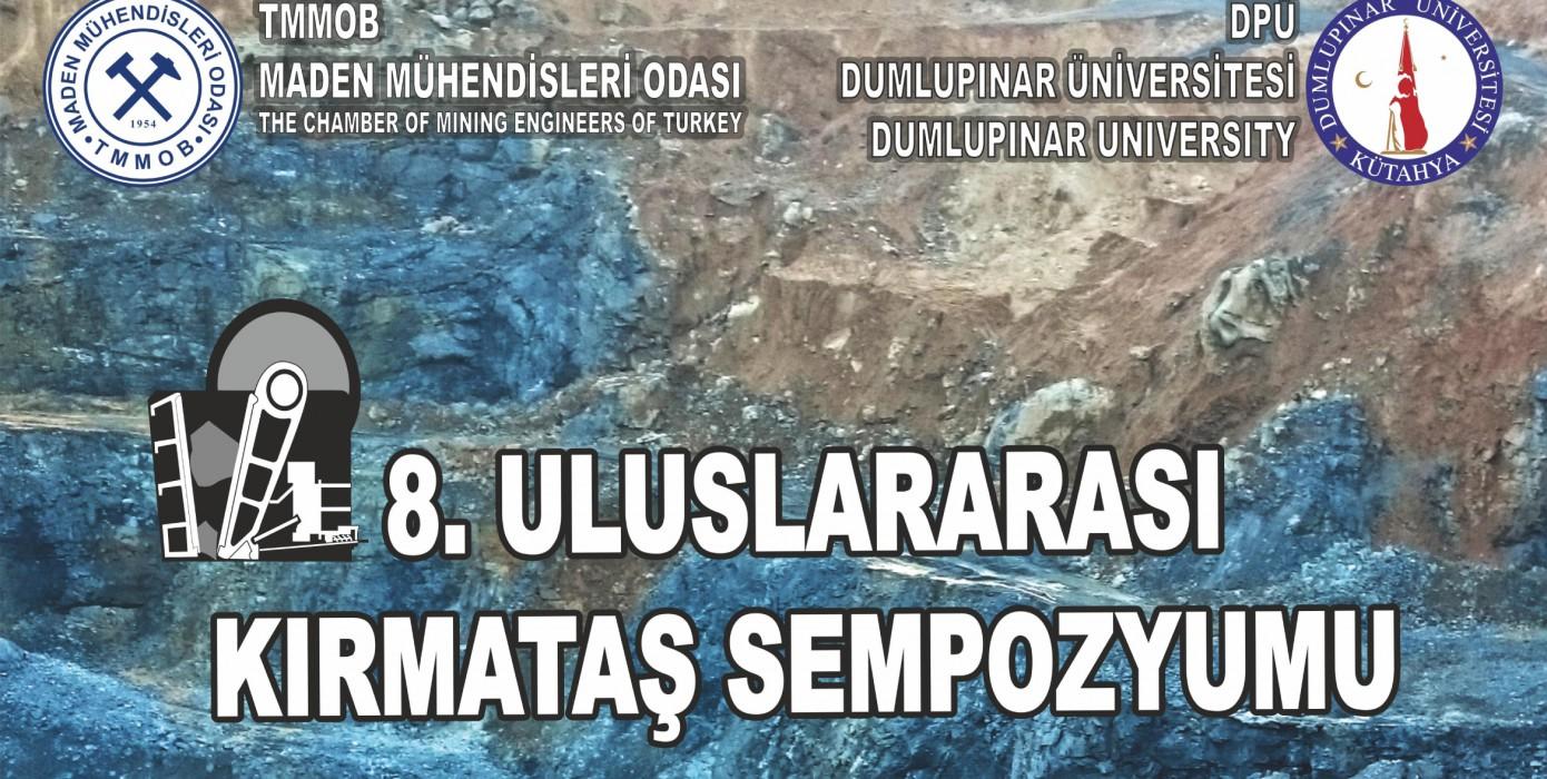 8.uluslararası Kırmataş Sempozyumu