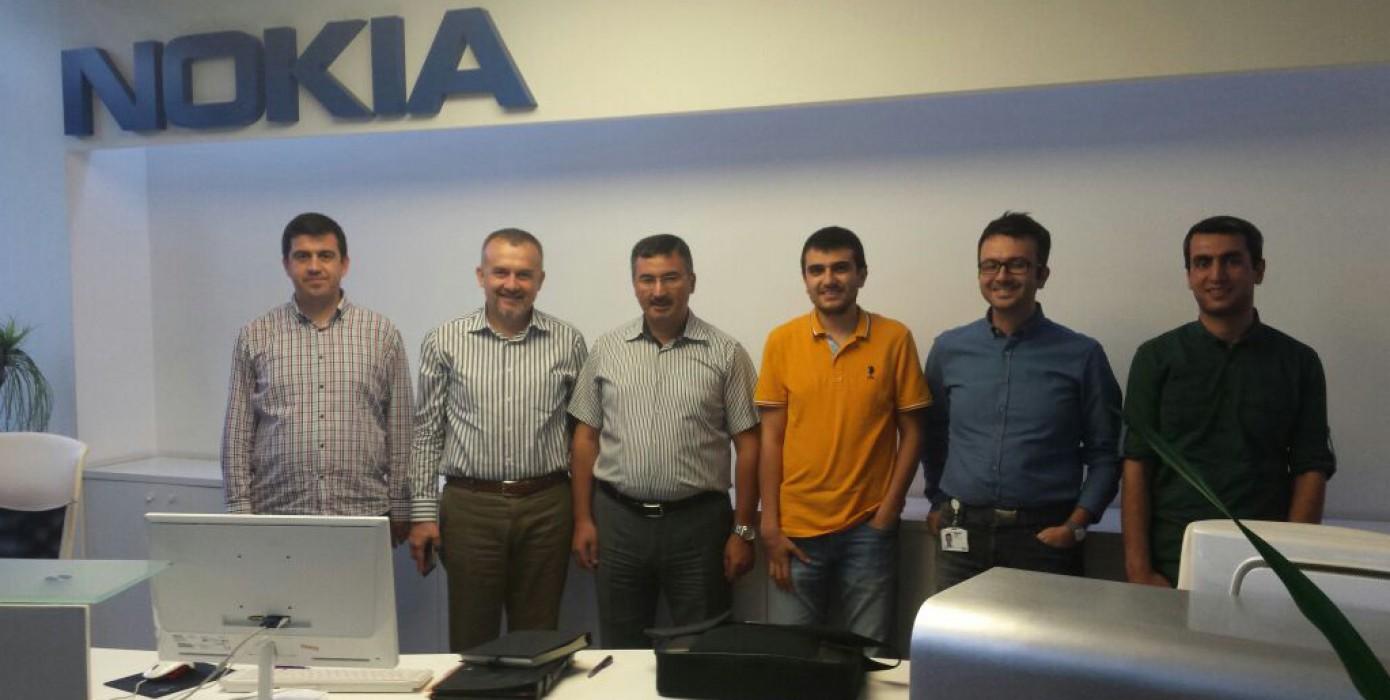 Nokia Türkiye ile İşbirliği