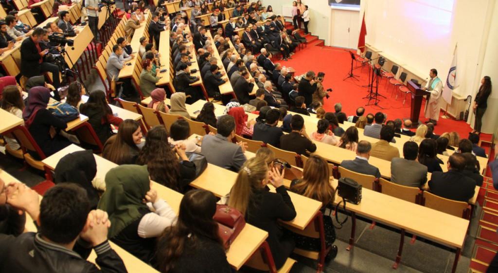 Üniversitemizde 2016-2017 Akademik Yılı Açılış Töreni