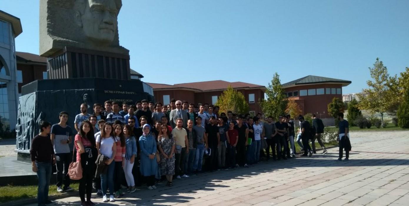 Oryantasyon Programı (1.sınıf Öğrencileri)