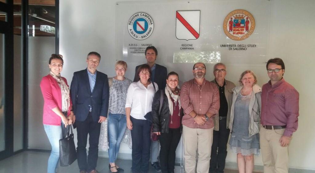 ERASMUS+ KA2 Stratejik Ortaklıklar Ulusötesi Proje Toplantıları-KIPAM