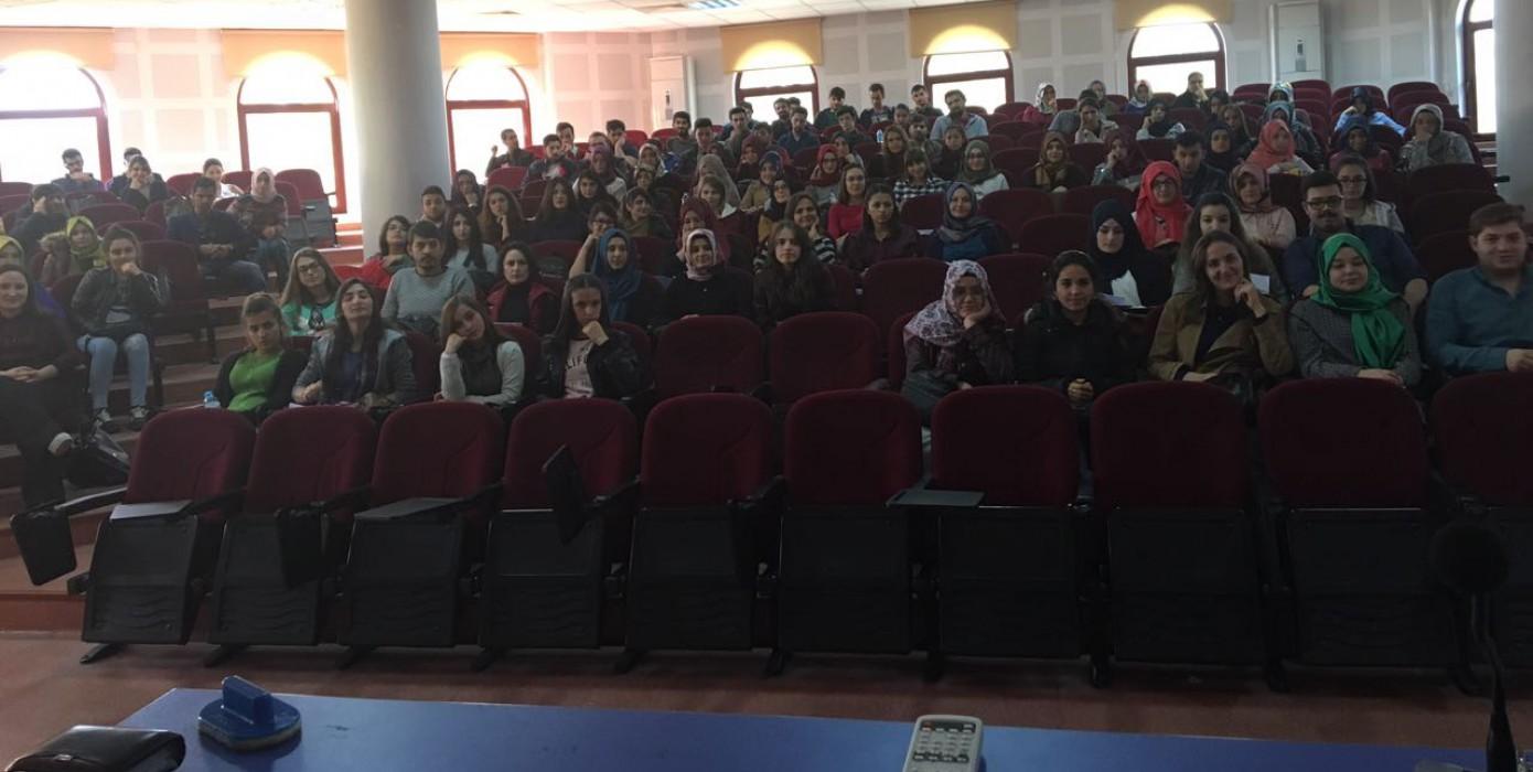 Türkçe Eğitimi Ana Bilim Dalı Geleneksel Oryantasyon Programını Düzenledi
