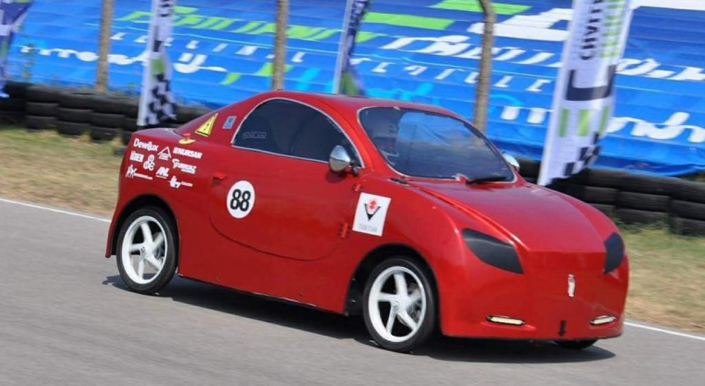 DUSCART, TÜBİTAK Alternatif Enerjili Araç Yarışlarına Katılacak Aracını Tanıttı