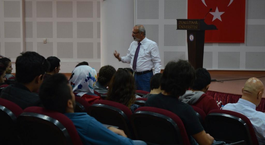 İngilizce Hazırlık Sınıfı Öğrencileri İçin Dil Öğrenme Becerileri Semineri Düzenlendi