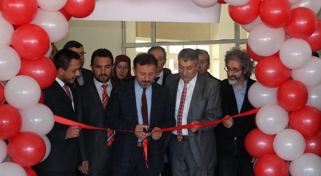 Üniversitemiz Kütahya Güzel Sanatlar Meslek Yüksekokulu Açılış Töreni Gerçekleştirildi