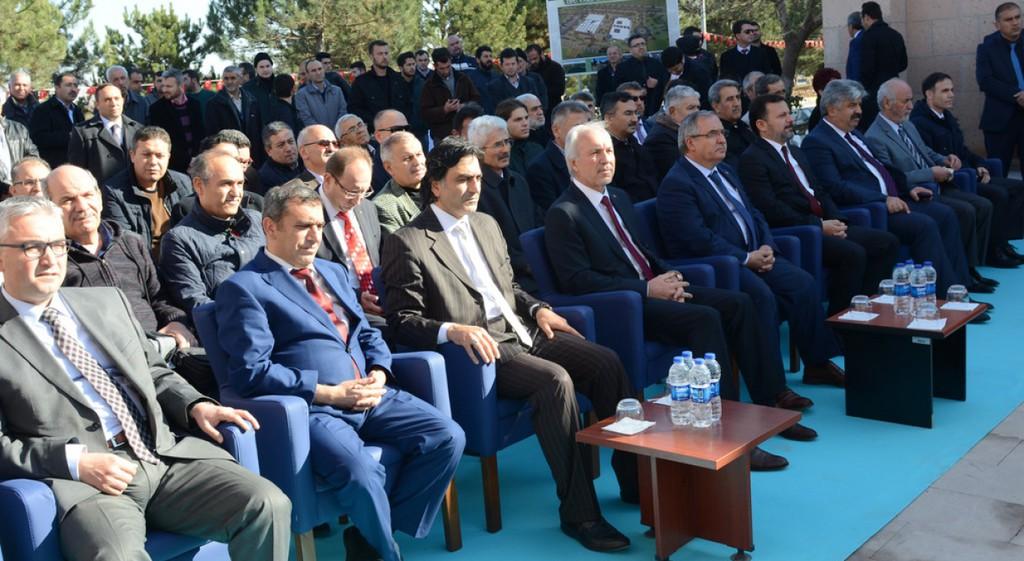 15 Temmuz Şehitler Parkı ve Külliye Açılış Töreni Gerçekleştirildi