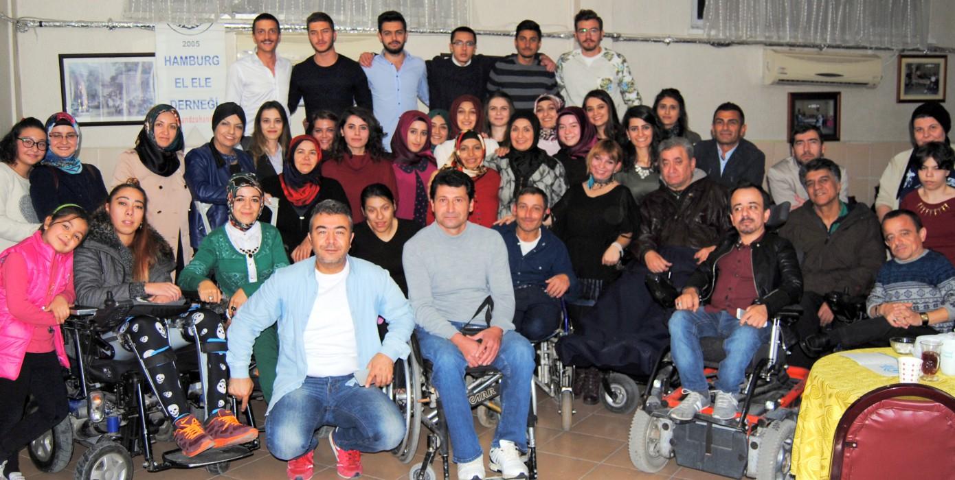 Türkiye Sakatlar Derneği Kütahya Şubesine Ziyaret
