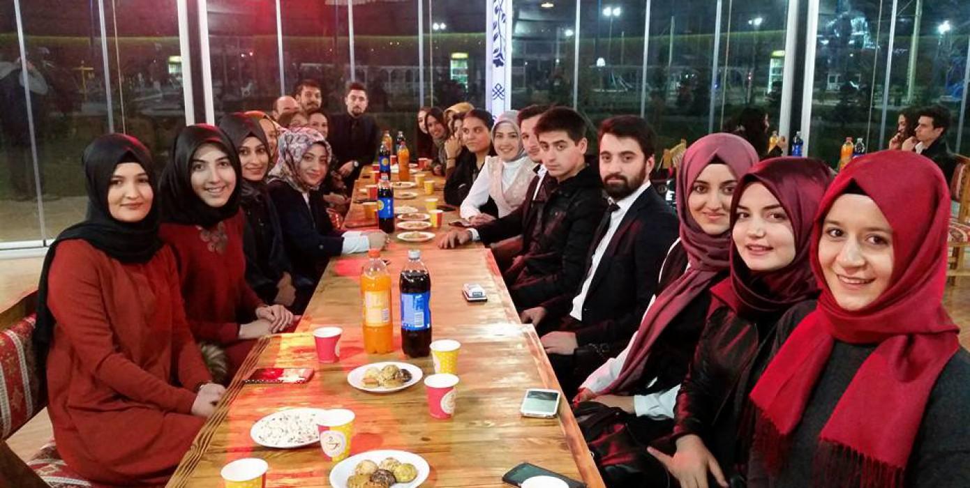 Türkçe Eğitimi Ana Bilim Dalı Öğretmenler Günü'nü Kutladı