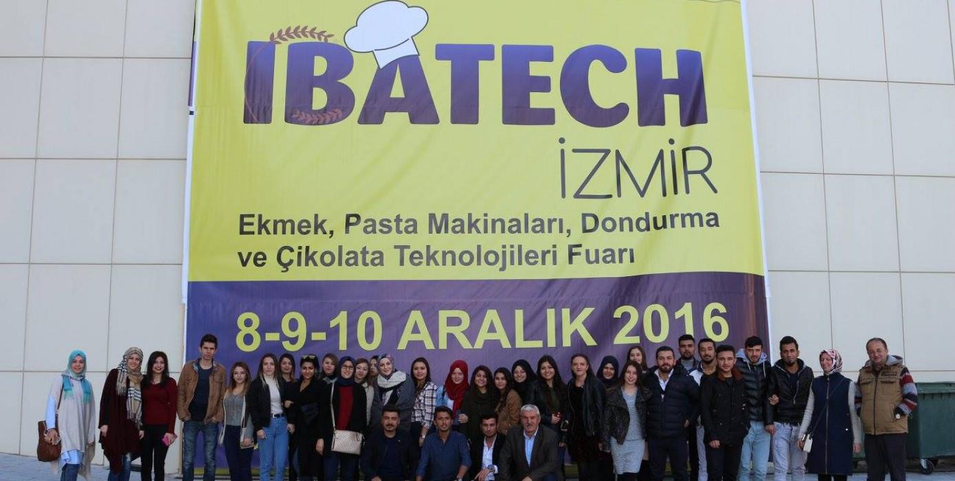 İzmir'e Teknik Gezi