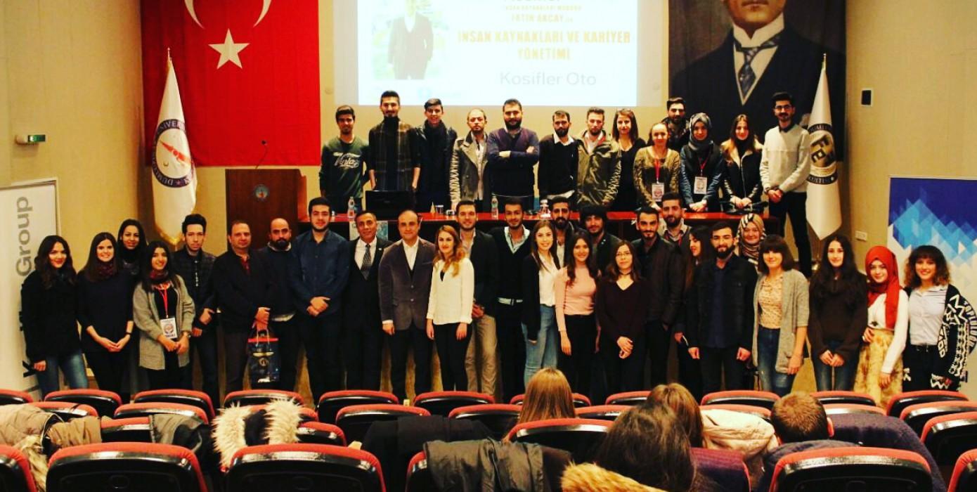 İnsan Kaynakları ve Kariyer Yönetimi Konferansı