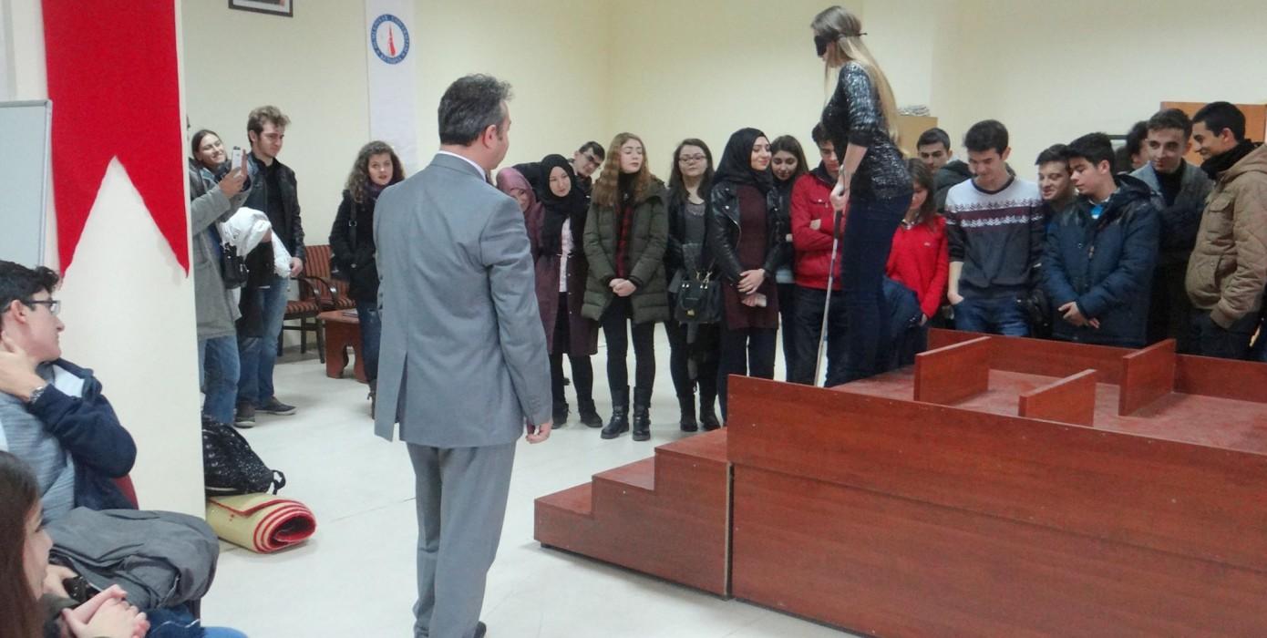 Ali Güral Lisesi Birimimizi Ziyaret Etti