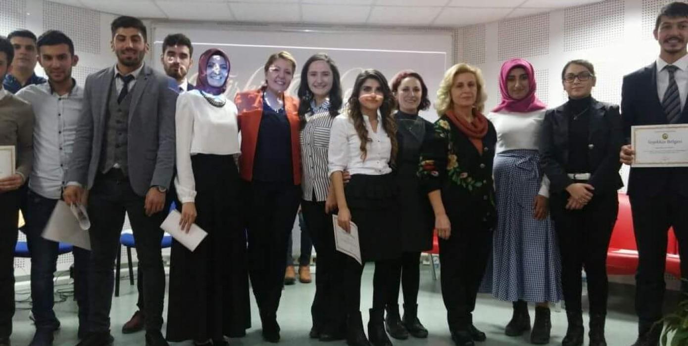 Türkçe Eğitimi Ana Bilim Dalı'ndan 'Türkü Hikâyeleri'