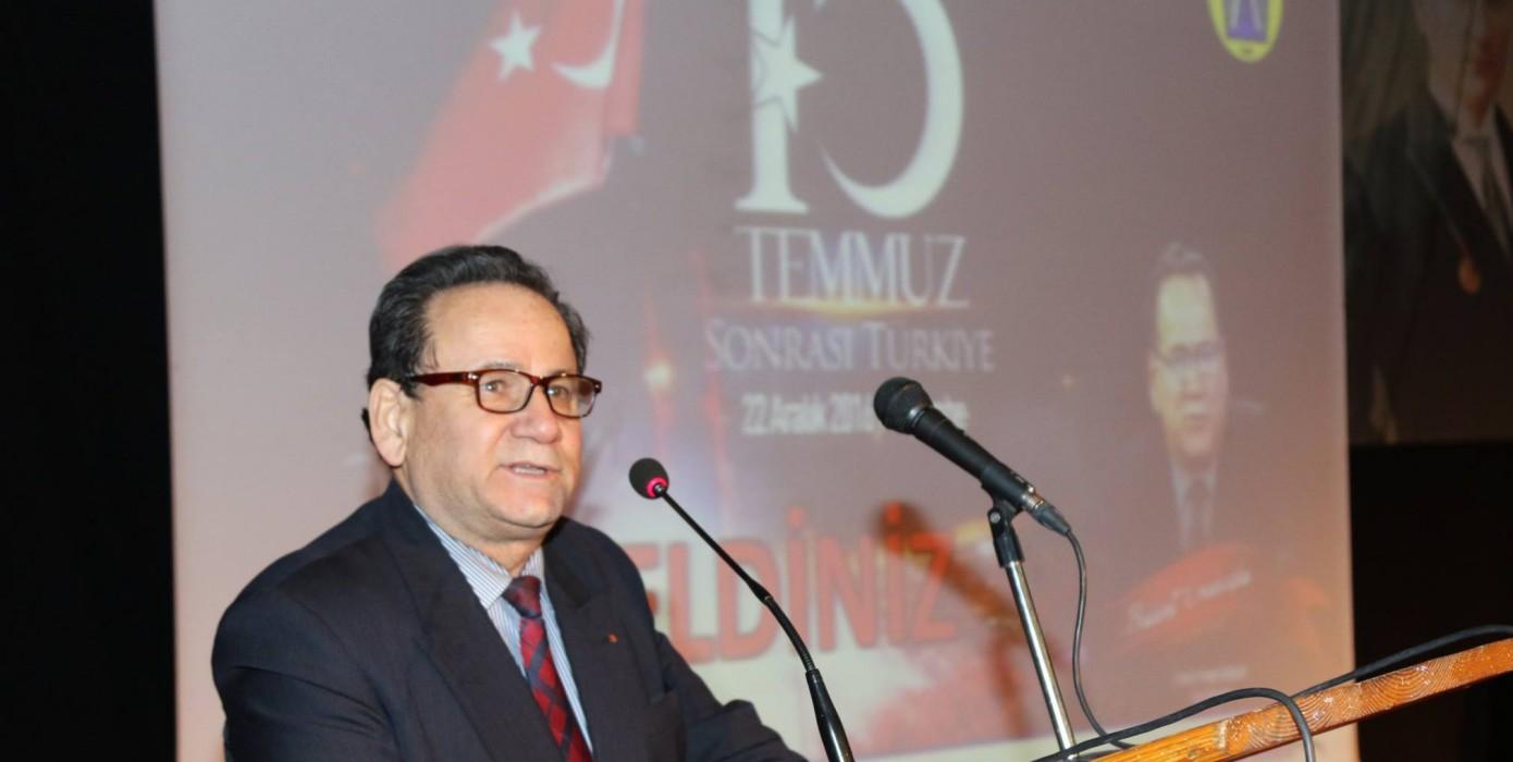 """""""15 Temmuz Sonrası Türkiye"""""""