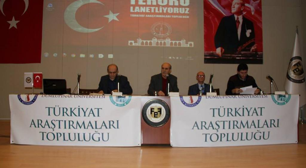 2016 UNESCO Ahmet Yesevi Yılı Paneli