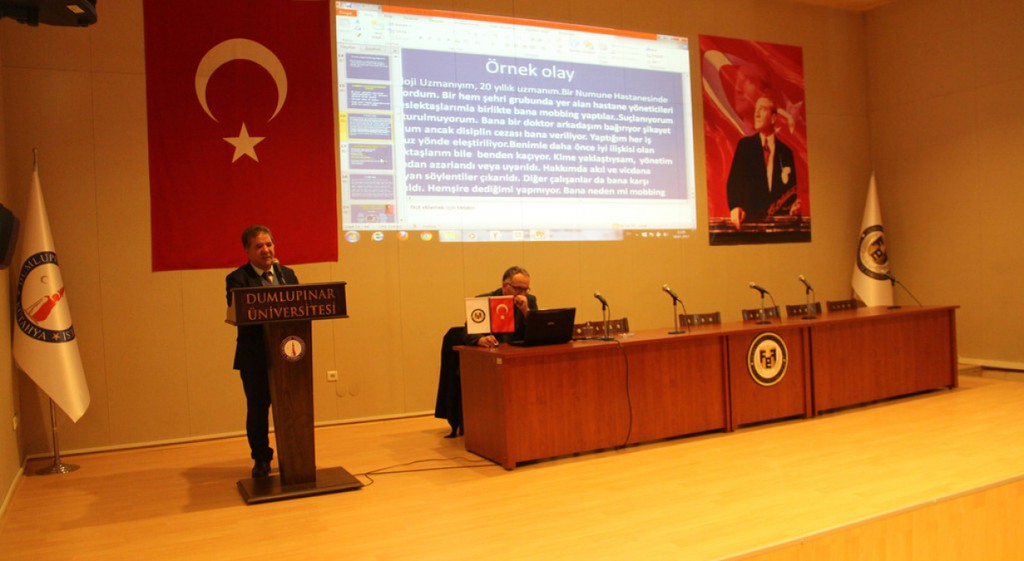 Mobbing Milli Bir İsraftır Konferansı Düzenlendi