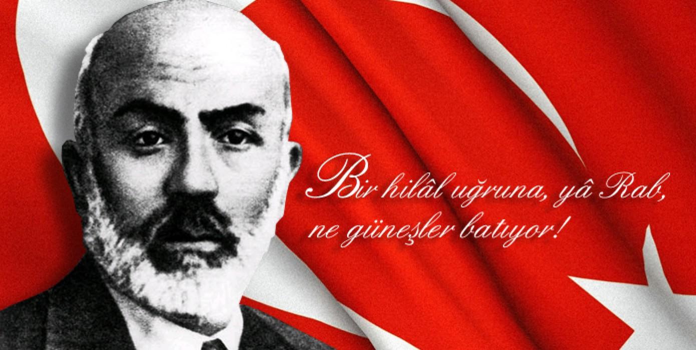 İstiklal Şairi Mehmet Akif Ersoy Vefatının 80. Yıl Dönümünde Anıldı