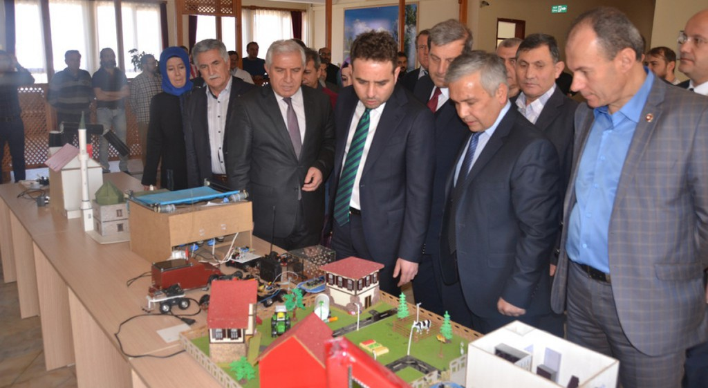 Milletvekili İshak Gazel Simav Meslek Yüksekokulumuzu Ziyaret Etti