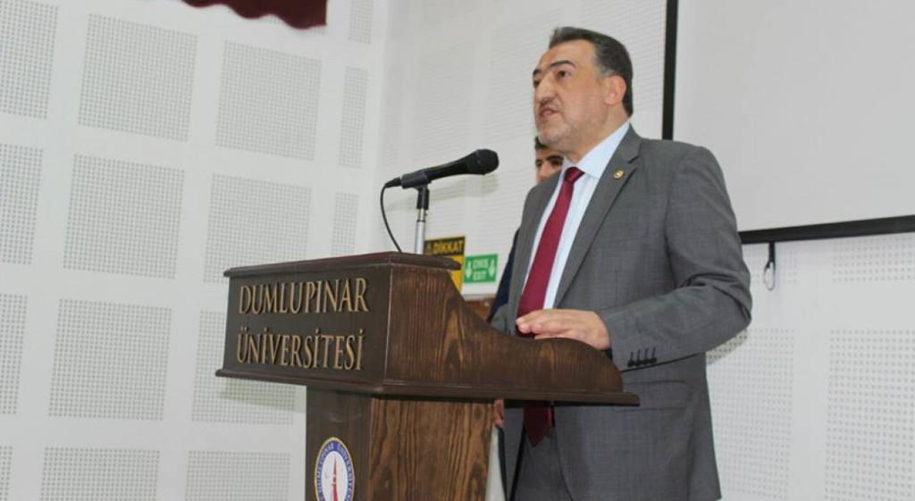 Milletvekili Mustafa Şükrü Nazlı Emet Meslek Yüksekokulumuzu Ziyaret Etti