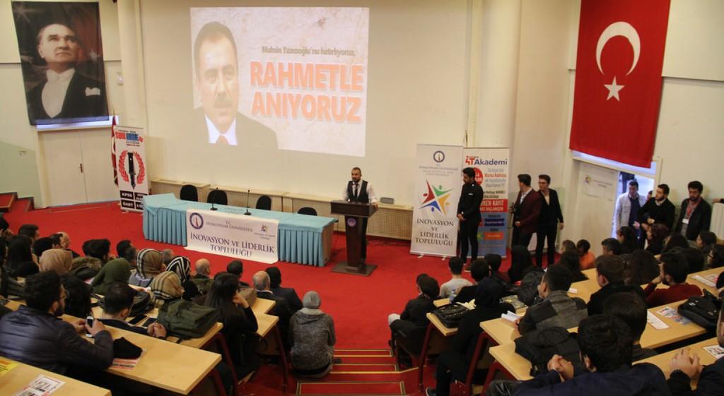 Vefatının 8. Yılında Muhsin Yazıcıoğlu Konferansı