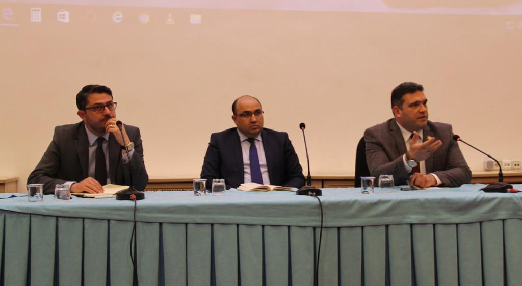 15 Temmuz Sonrası Yeni Türkiye Yapılanmasında Beklentiler Perspektifi Paneli Düzenlendi