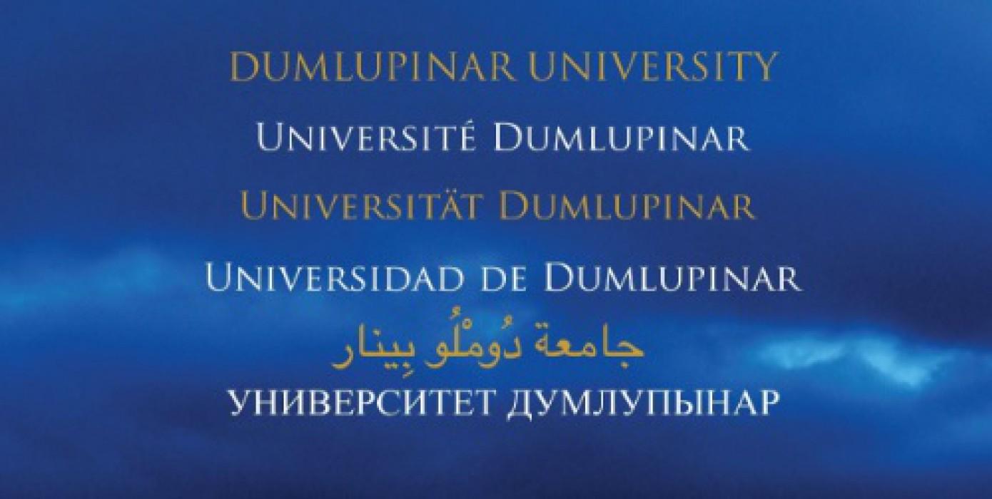 Dumlupınar Üniversitesi Katalog