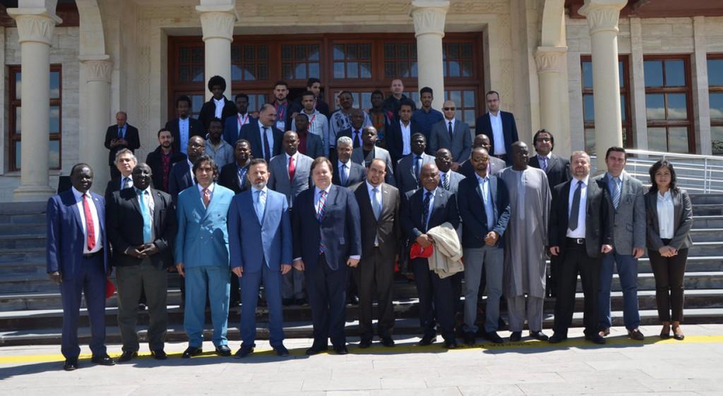 Afrika Büyükelçilerinin Üniversitemiz ve Kütahya Ziyaretleri Projesi Başladı