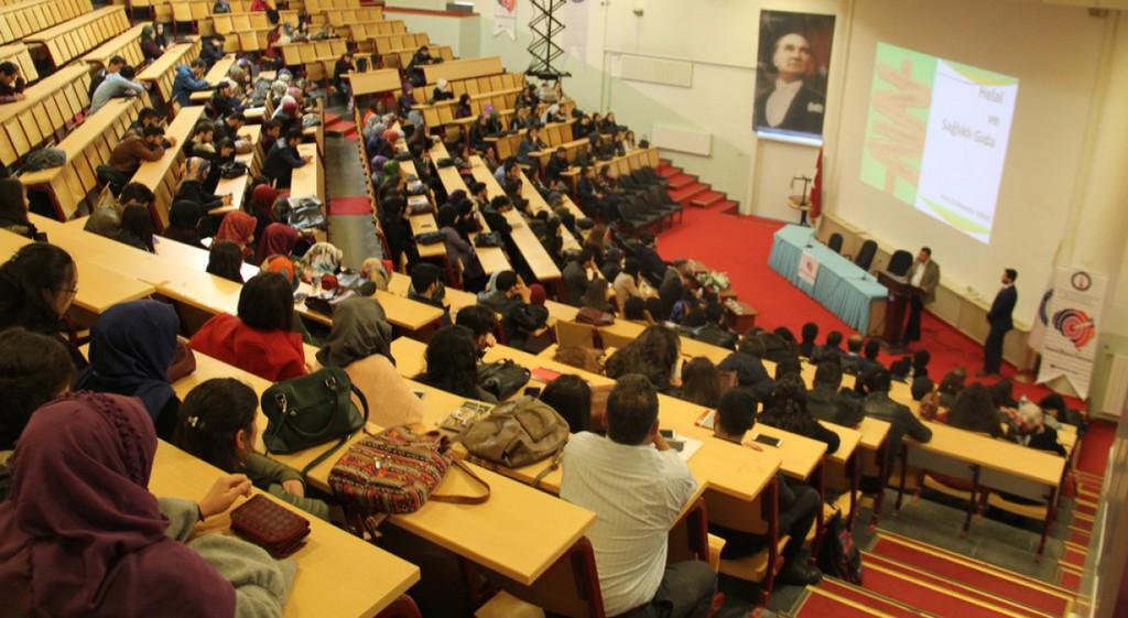 Helal ve Sağlıklı Gıda Konferansı Düzenlendi