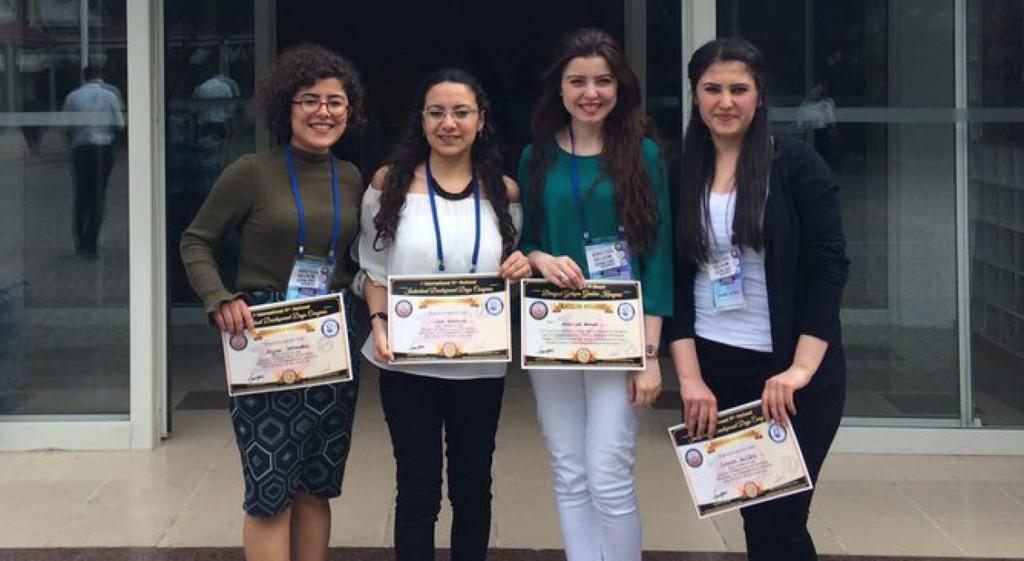 Kütahya Sağlık Yüksekokulumuz Uluslararası Kongrelere 8 Çalışma İle Katıldı