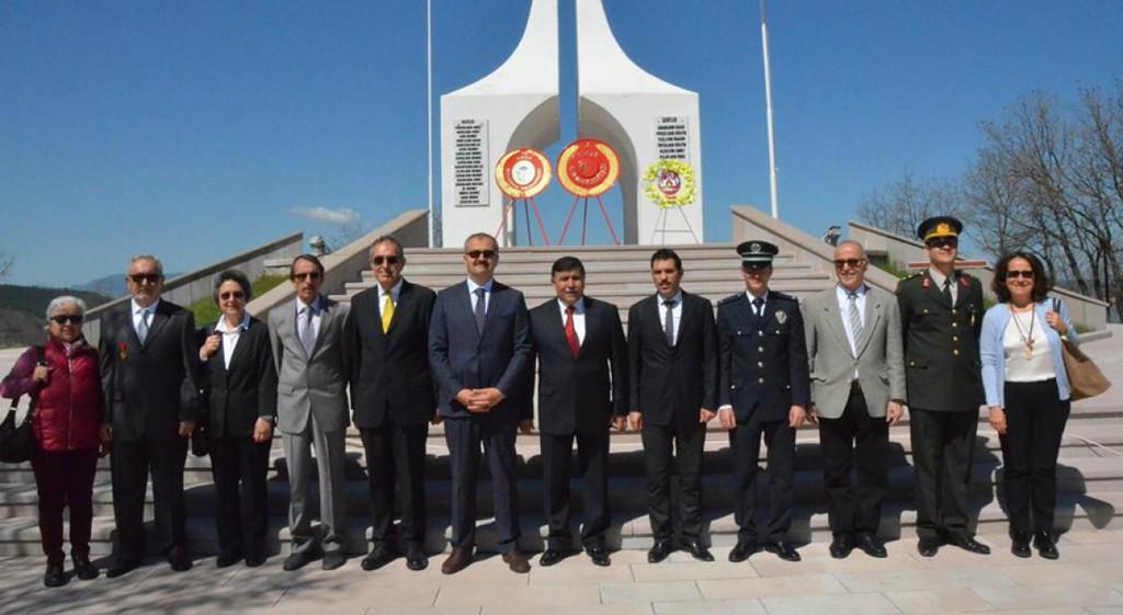 Emet Cevizdere Zaferi'nin 95. Gurur Yılı Etkinlikleri Gerçekleştirildi