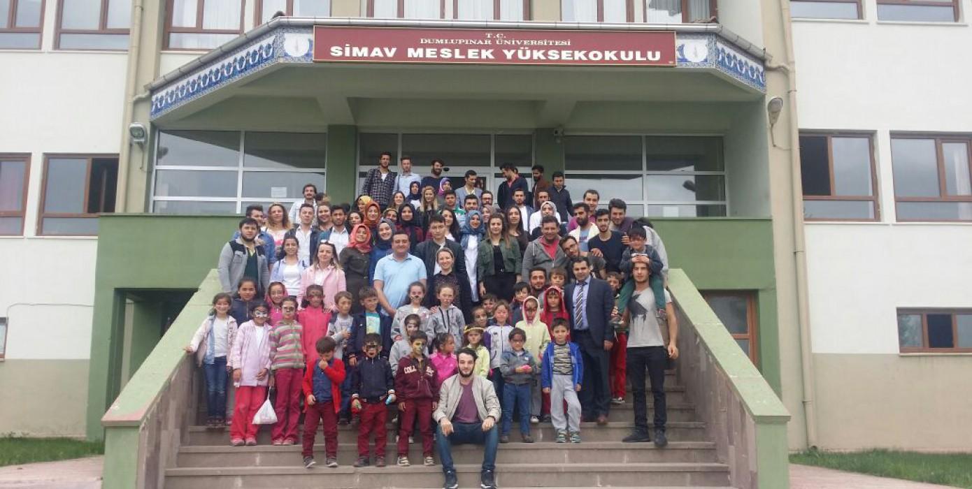 Şenköy İlkokul Öğrencilerinin Meslek Yüksekokulumuzu Ziyaretleri