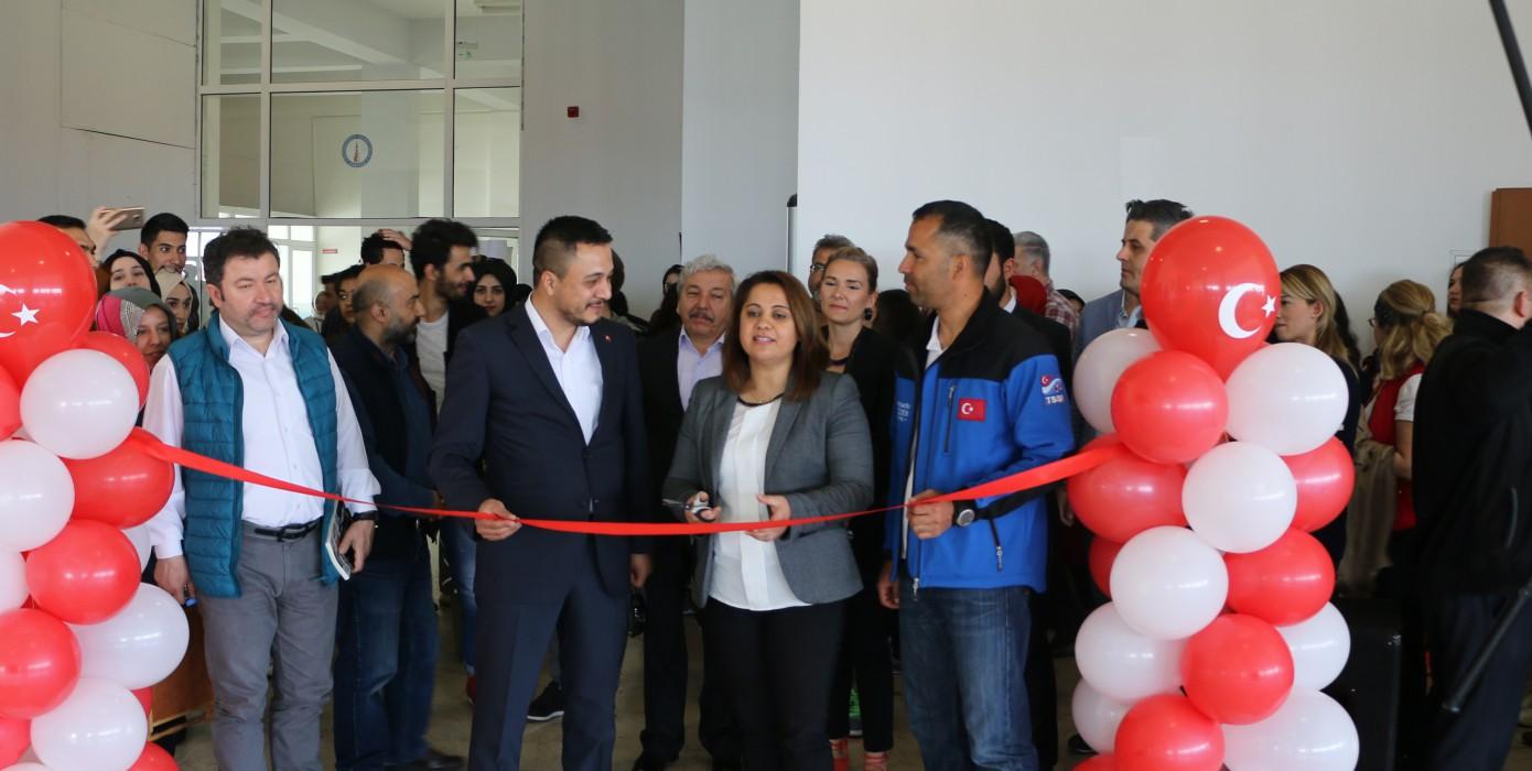 """Kütahya Güzel Sanatlar Meslek Yüksek Okulu 8-10 Mayıs """"Kariyer Günleri 2"""""""