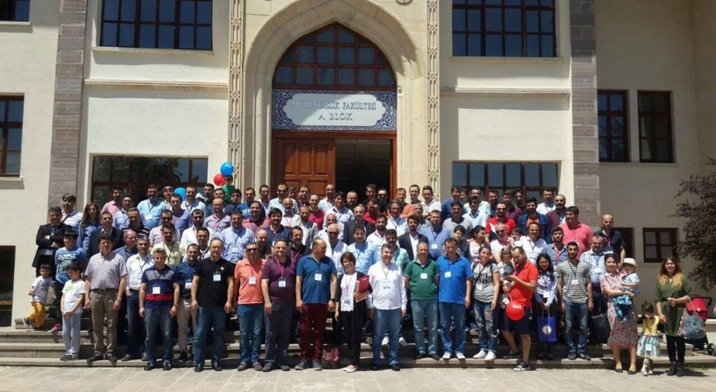 Makina Mühendisliği Bölümümüzün İlk Mezunları 20 Yıl Aradan Sonra Kütahya'da Buluştu