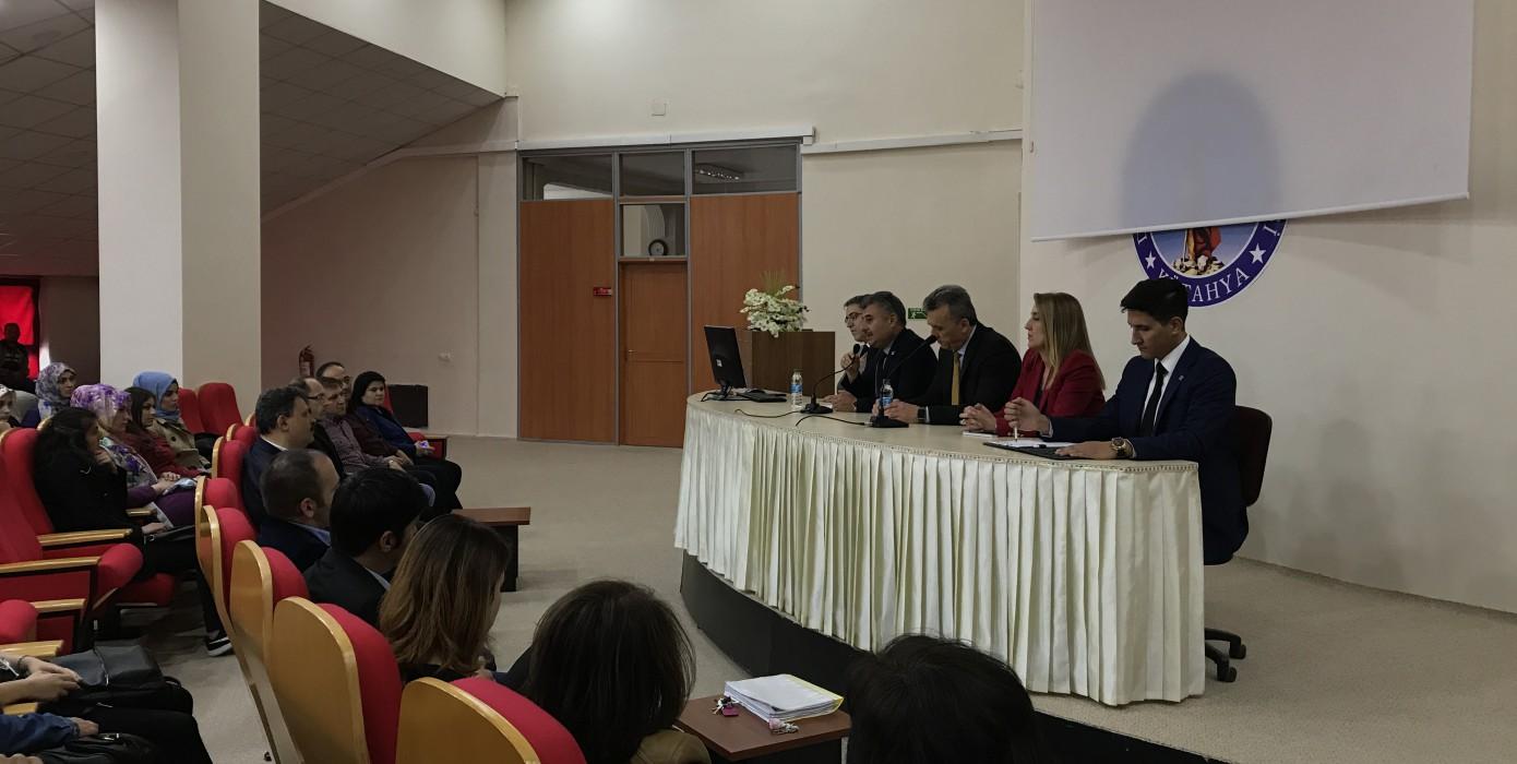 Muhasebe Mesleğinin Tanıtılması Konulu Konferans