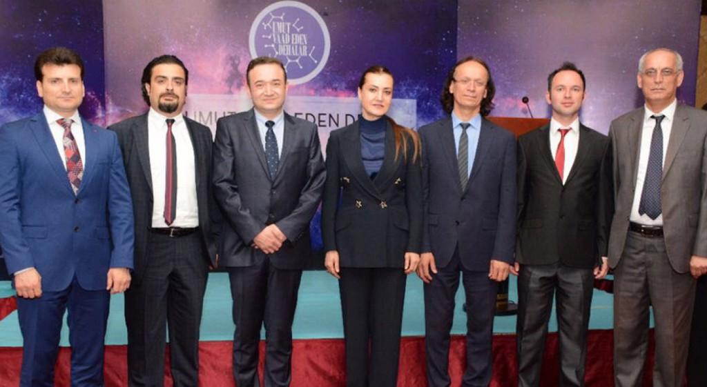 Öğr. Grv. Dr. Kerim Karabacak, Bilim Alanında Umut Vaadeden Deha Ödülü'ne Layık Görüldü