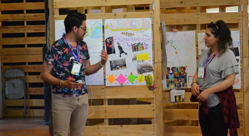 Öğrencimiz Hasan Düşgül İtalya'da Gerçekleştirilen Social İnnovation Match Eğitim Kursu'nda Ülkemizi ve Üniversitemizi Temsil Etti